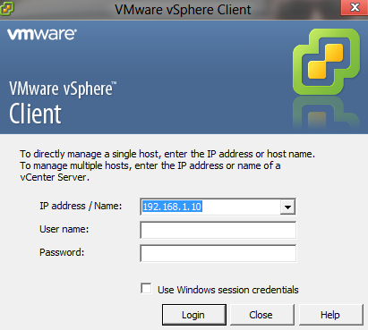VMware Remove Cached IP addresses