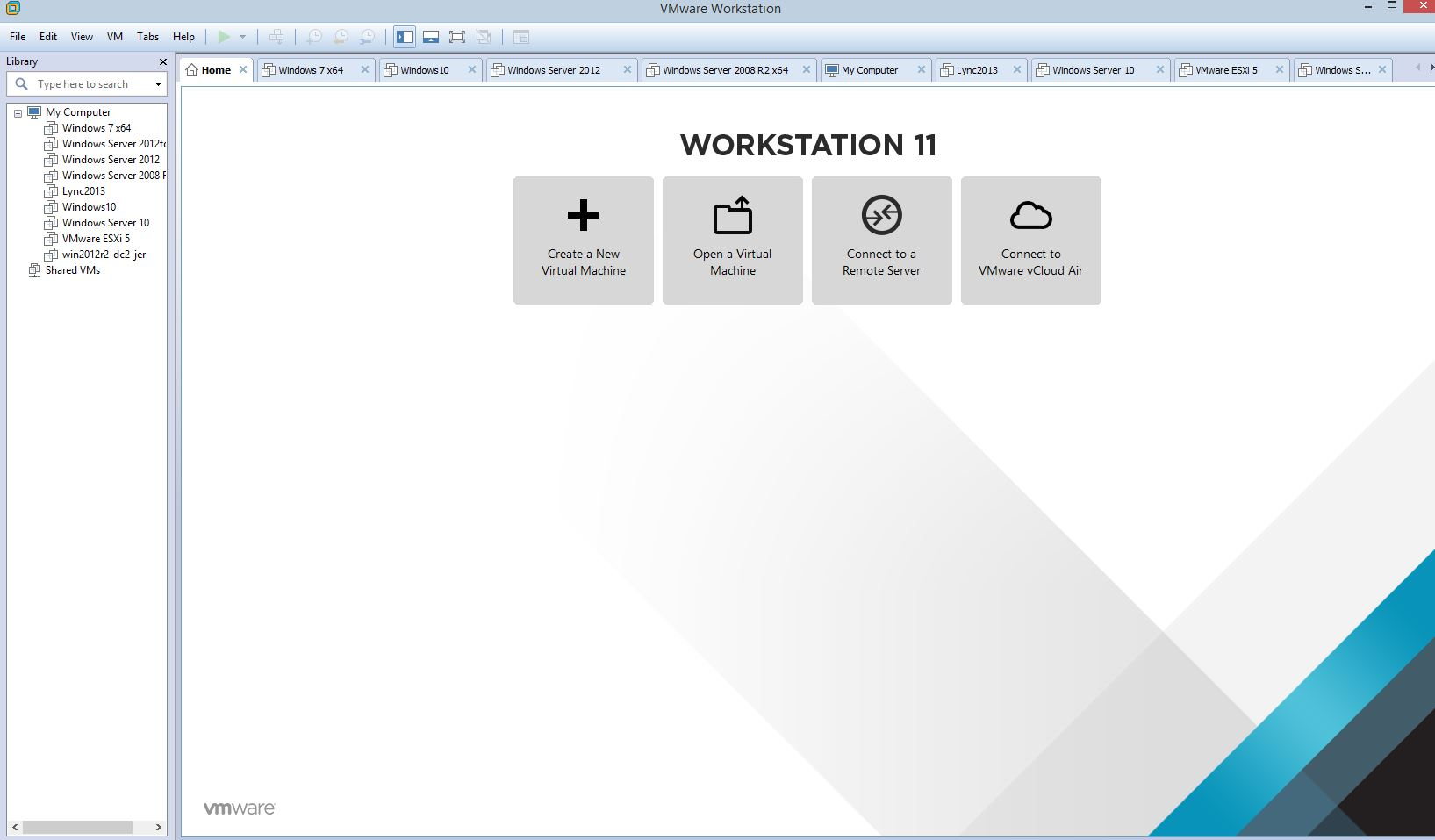VMware Workstation 11.0 Release What's New