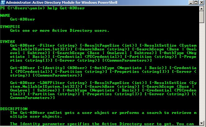 Get-ADUser to see password last set and expiry information and more