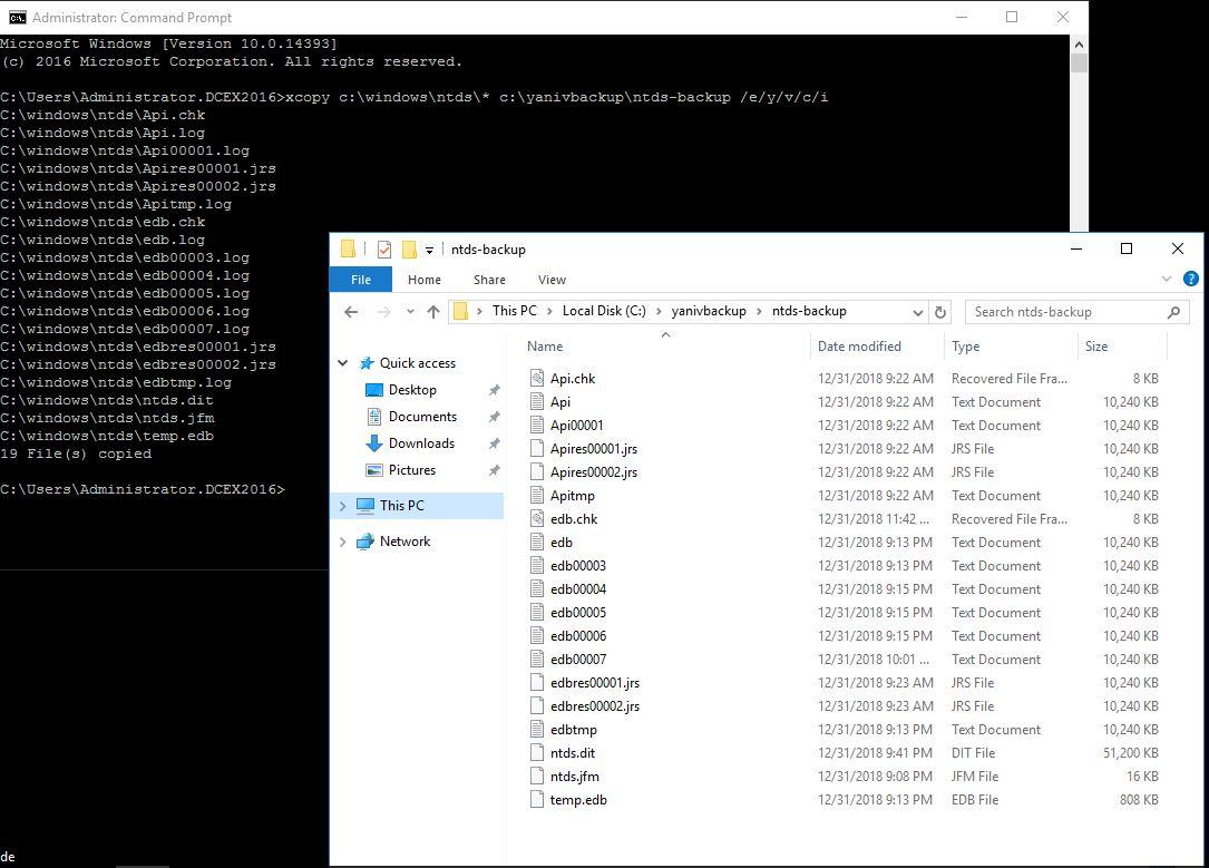 Domain Controller Boot Stop Code Error '0x00002e2' - IT